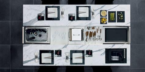 cuisine table escamotable l îlot central la de la cuisine inspiration cuisine