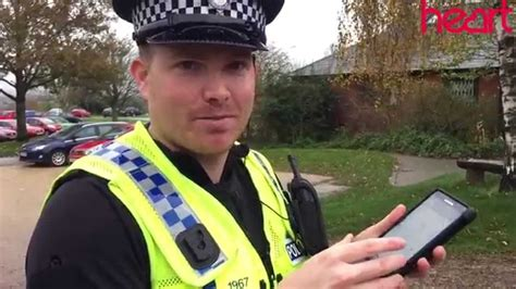 gloucestershire police  mobile device youtube
