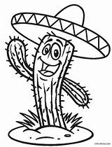 Sombrero Mexican Drawing Coloring Clipartmag sketch template