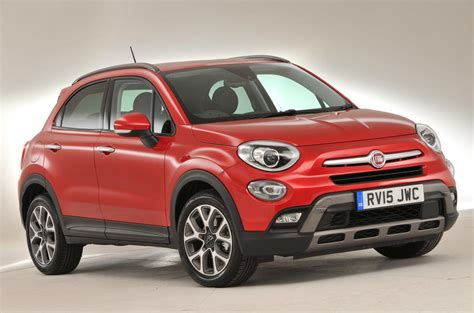 Fiat 500 X Review by Fiat 500x Review 2017 Autocar