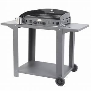 Barbecue A Gaz Castorama : plancha au gaz lemarquier chistera leroy merlin ~ Melissatoandfro.com Idées de Décoration