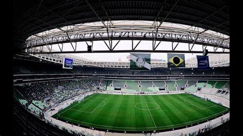 Palmeiras abre o Allianz Parque para a torcida e leva dois ...