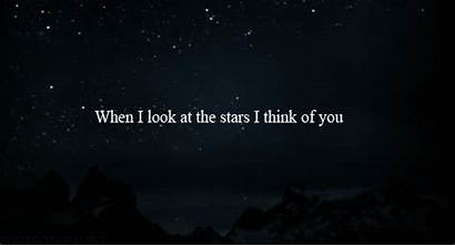 Stars Star Quotes Sky Looking Night Gifs