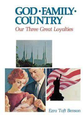 god family country   great loyalties  ezra
