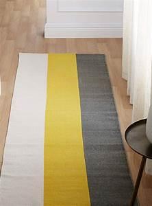 Tapis Jaune Et Gris : les 25 meilleures id es de la cat gorie tapis gris et jaune sur pinterest tapis jaune la ~ Teatrodelosmanantiales.com Idées de Décoration