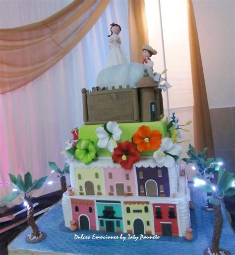 images  puerto rico themed cakes