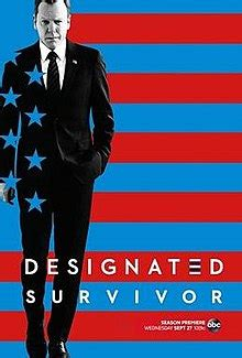 designated survivor season  wikipedia