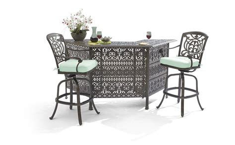 2269320 verona cast aluminum patio furniture patio