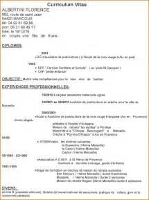 Cv Auxiliaire De Vie Scolaire by Doc Cv Auxiliaire De Vie Scolaire