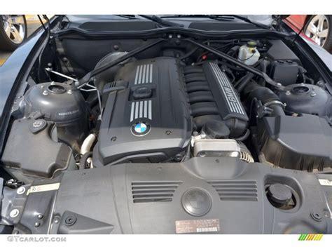 2008 Bmw Z4 30si Roadster 30 Liter Dohc 24valve Vvt