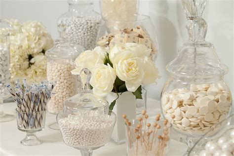 Baby Shower Candy Buffet Table by Tie The Knot With Wedding Candy This Summer The Nutty