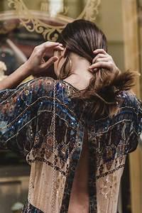 Boho Kleid Hochzeitsgast : boho beading collage vintage mode und schmuck pinterest unkonventioneller stil sch ne ~ Yasmunasinghe.com Haus und Dekorationen