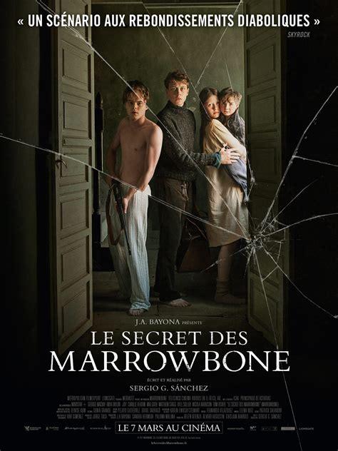 Le Secret Des Marrowbone  Film 2017 Allociné