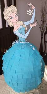 Elsa, Frozen, Pinata
