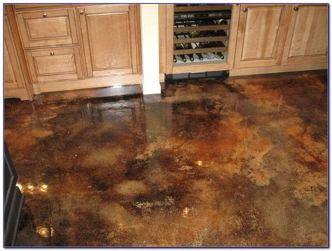 Acid Stain Concrete Floors Stamped Patios   Flooring