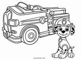 Coloring Truck Fire Pages Printable Marshall Paw Patrol Sheets Inspirations Marvelous Monster Adults Sstra Books Dog Disney Tremendous Digger Grave sketch template