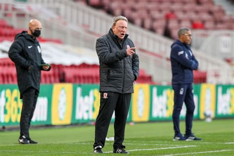 Neil Warnock says he was nervous about handing ...