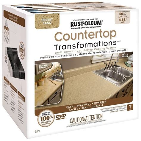 countertop coating system rust oleum do it yourself countertop coating system lowe