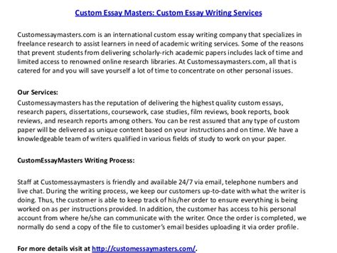 Masters Essay Editing Services Us by Custom Essay Editing Service Editing A Essay