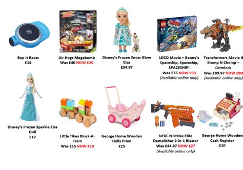asda great gifts for kids this christmas mummy be beautiful