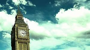 Sky Touching Big Ben Tower Wallpaper