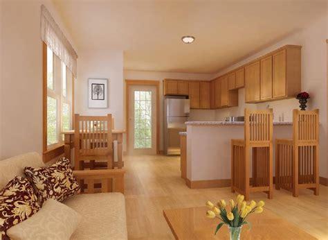 Simple Bungalow, Bungalow Hoe Interior Interior Designs