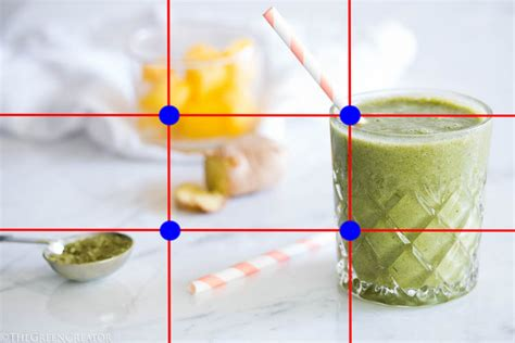 basic composition tips  food photography