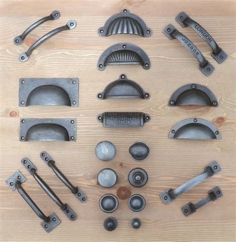 Kitchen Cabinet Doors With Knobs by Details About Cast Iron Chest Drawer Door Handles Knobs