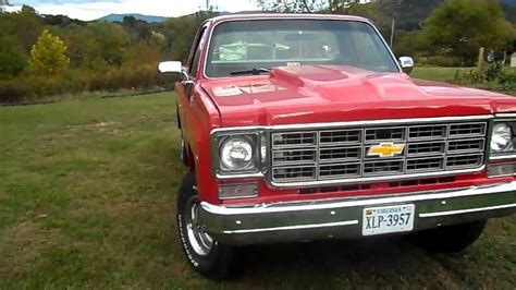 1978 Chevrolet Truck by 1978 Chevy Truck