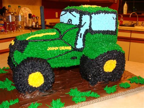 tractor cakes decoration ideas  birthday cakes