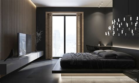 Black Bedroom Wall by 4 Gorgeous Homes With Matte Black Walls