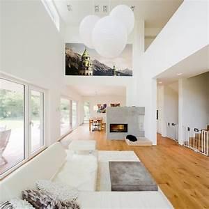 Wohnzimmer Mit Kamin Ferreira Verfrth Architektur