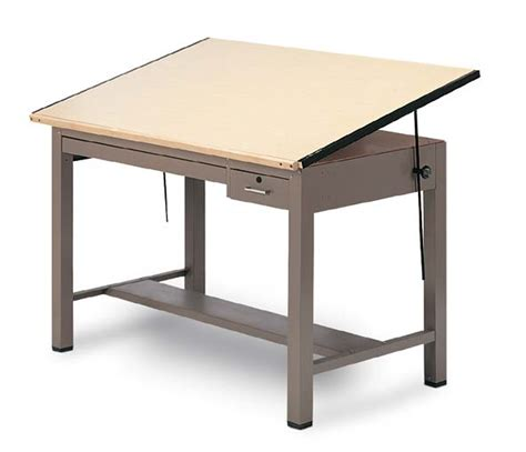 mayline drafting table parts mdf or 3 4 quot plywood solid wood or veneers for drafting
