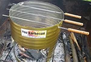 Fabriquer Un Barbecue Avec Un Bidon : faire soi m me un four boucaner you ~ Dallasstarsshop.com Idées de Décoration