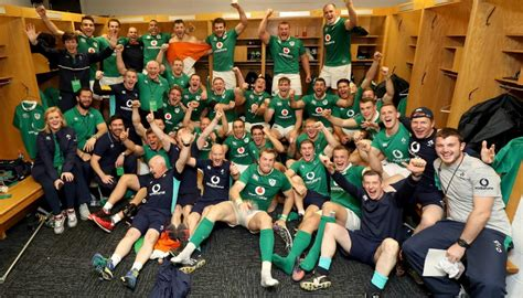 ireland blacks rugby ranked sport farrell reach andy coach level different under nz poised newshub dethrone side driscoll brian says