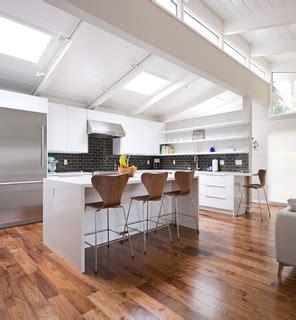 accent kitchen cabinets midcentury 1143