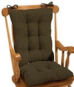 amazon com tyson rocking chair cushion set