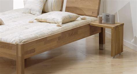 Bett Nachttisch Einhängen by Praktischer Nachttisch Zum Einh 228 Ngen In L Form Savona