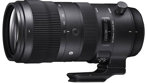 Sigma Announces Availability For The New 70-200mm F/2.8