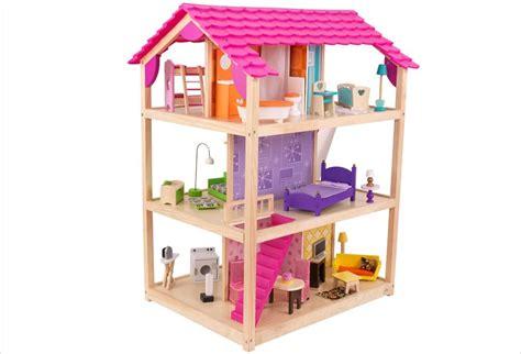 livre cuisine de reference maison de poupée en bois meublée saison hape jouet