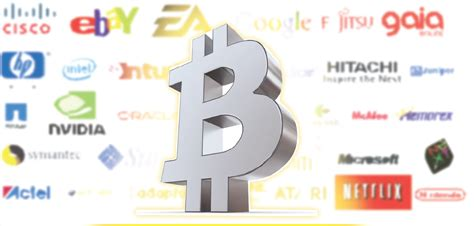 bitcoin company 9 companies that should really start accepting bitcoin