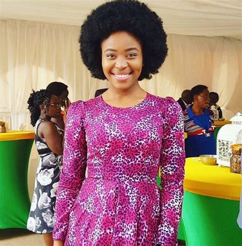 sive mabuya  natural afro hairstyle clipkulture