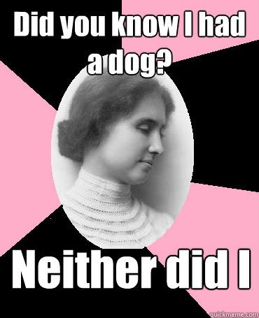 Helen Keller Memes - funny helen keller memes shareology