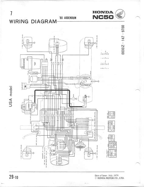 Honda Express Wiring Questions Moped Army