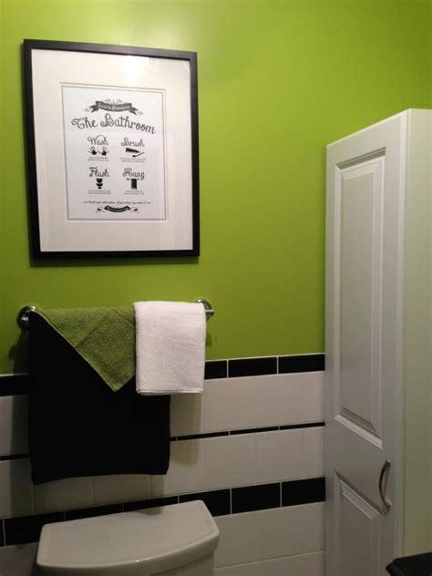 lime green bathrooms ideas  pinterest green