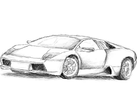lamborghini sketch lamborghini veneno drawing sketch templates