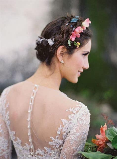 charming summer wedding hairstyles   big day