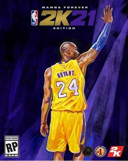 2k21 Nba Mamba Forever Edition Kobe Bryant