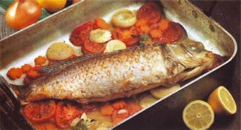 cuisiner une carpe recette carpe farcie aux petits légumes 750g