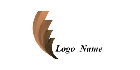 brand company logo design template psd file free download